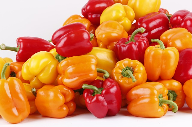 how to care for bell peppers